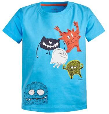 Endo - T-shirt dla chłopca 9- 13 lat C81G536_1