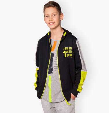 Endo - Bluza rozpinana z kapturem dla chłopca 9-13 lat C81C524_1