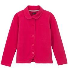 Endo - Rozpinana bluza z kołnierzykiem dla dziewczynki 3-8 lat D62C010_1