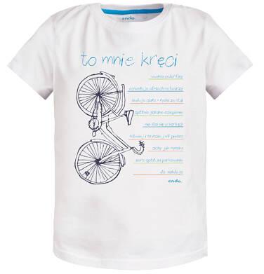 Endo - T-shirt dla chłopca 3-8 lat C81G081_1