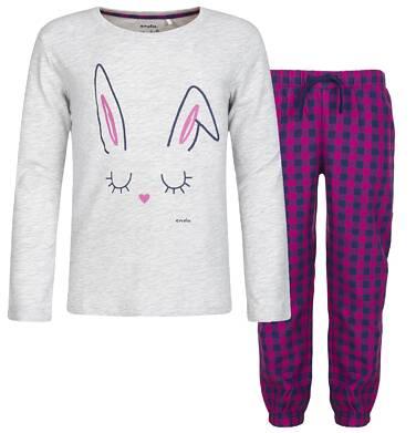 Endo - Piżama z długim rękawem dla dziewczynki 3-8 lat D82V003_1