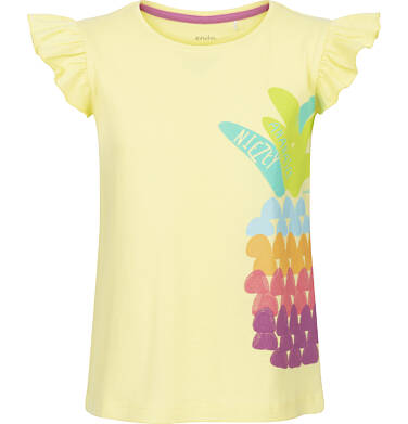 Endo - T-shirt z krótkim rękawem dla dziewczynki 3-8 lat D91G019_1