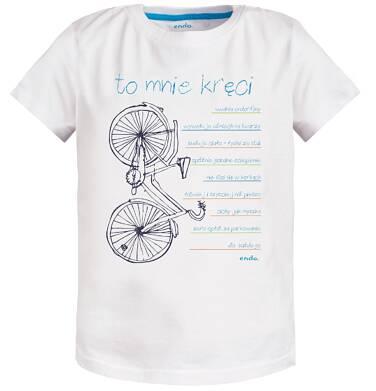 Endo - T-shirt dla chłopca 9- 13 lat C81G581_1