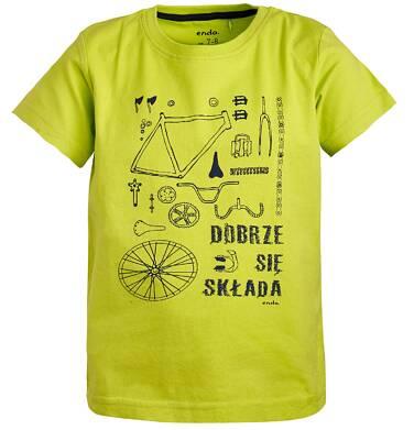 Endo - T-shirt dla chłopca 3-8 lat C81G082_1