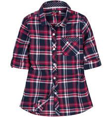 Koszula flanelowa dla dziewczynki 9-12 lat D62F502_1