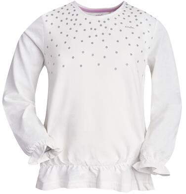 Endo - Bufiasta bluzka dla dziewczynki 9-13 lat D72G641_1