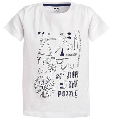 Endo - T-shirt dla chłopca 9- 13 lat C81G582_2