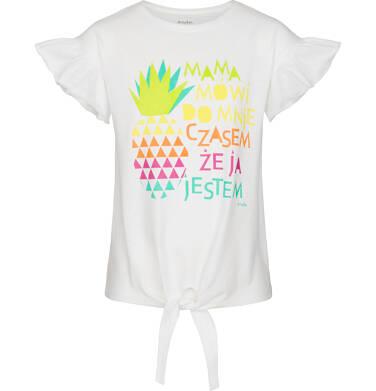 Endo - T-shirt z krótkim rękawem dla dziewczynki 9-13 lat D91G521_1
