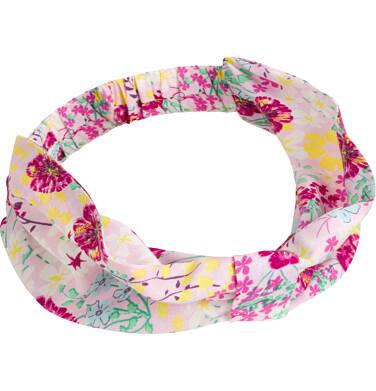 Endo - Opaska dla dziewczynki, barwne kwiaty D03R016_1 136