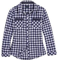 Endo - Koszula flanelowa dla dziewczynki 3-8 lat D62F003_1
