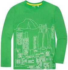 Endo - T-shirt z długim rękawem dla chłopca 9-13 lat C72G553_1