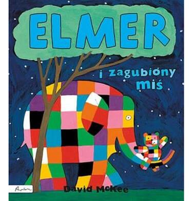 Endo - Elmer i zagubiony miś SD91W076_1