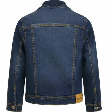 Endo - Kurtka jeansowa dla chłopca, 2-8 lat C03A005_1,3