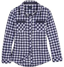 Endo - Koszula flanelowa dla dziewczynki 9-12 lat D62F503_1