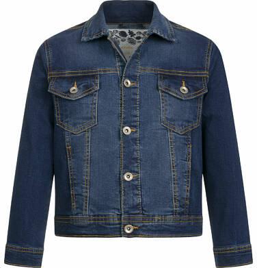 Kurtka jeansowa dla chłopca, 9-13 lat C03A505_1