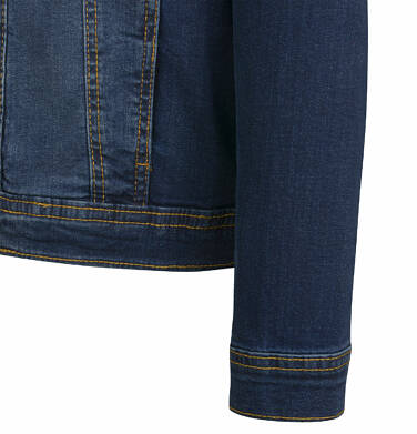 Endo - Kurtka jeansowa dla chłopca, 9-13 lat C03A505_1,2