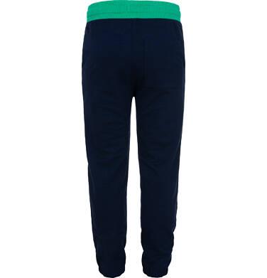 Endo - Spodnie dresowe dla chłopca, granatowe, 9-13 lat C06K026_2 1