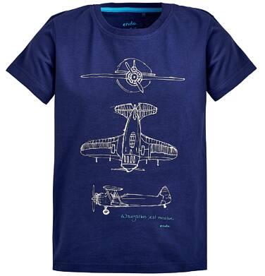 Endo - T-shirt dla chłopca 9- 13 lat C81G587_3