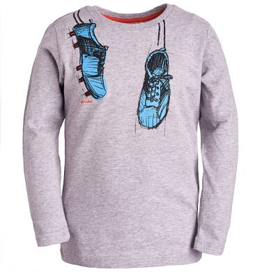Endo - T-shirt z długim rękawem dla chłopca 9-13 lat C81G596_1