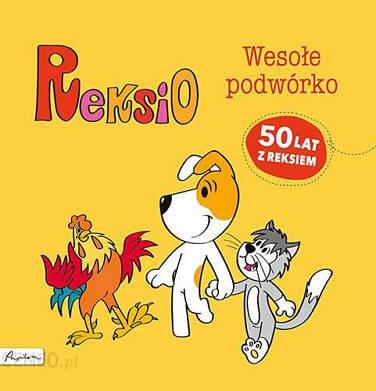 Endo - Reksio wesołe podwórko SD91W081_1