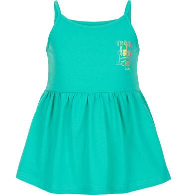 Endo - Top na ramiączkach dla dziewczynki 9-13 lat D91G524_2 5