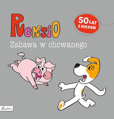 Endo - Reksio zabawa w chowanego SD91W082_1