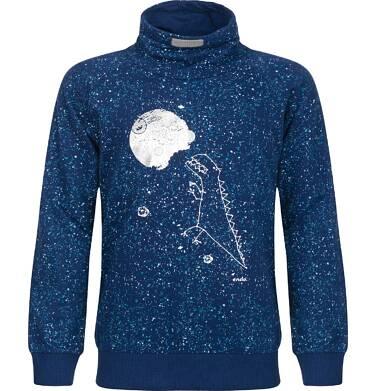Endo - Bluza ze stójką dla chłopca 3-8 lat C82C509_1