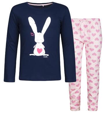 Endo - Piżama z długim rękawem dla dziewczynki 9-13 lat D82V509_1