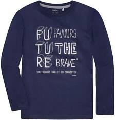 Endo - T-shirt z długim rękawem dla chłopca 3-8 lat C72G145_1