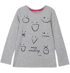 Endo - Bluzka z długim rękawem dla dziewczynki 3-8 lat D62G004_1