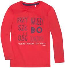 Endo - T-shirt z długim rękawem dla chłopca 3-8 lat C72G146_1