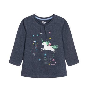 Endo - Bluzka z długim rękawem dla dziecka 0-3 lata N92G082_1