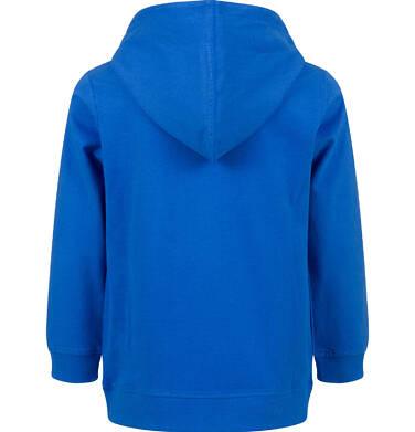 Endo - Bluza z kapturem dla chłopca, z astronautą, niebieska, 9-13 lat C03C539_1,2