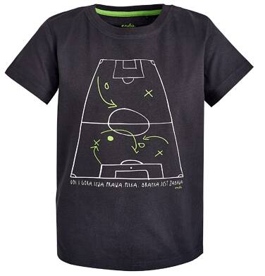 Endo - T-shirt dla chłopca 9- 13 lat C81G614_2