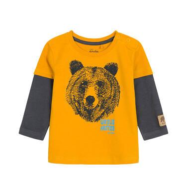 Endo - T-shirt z długim rękawem dla dziecka 0-3 lata N92G060_1
