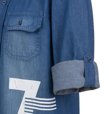 Endo - Koszula jeansowa dla chłopca, 9-13 lat C03F510_1,2