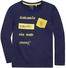 Endo - T-shirt z długim rękawem dla chłopca 9-13 lat C72G647_1