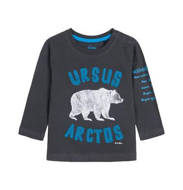 Endo - T-shirt z długim rękawem dla dziecka 0-3 lata N92G056_1