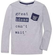 Endo - T-shirt z długim rękawem dla chłopca 9-13 lat C72G648_1