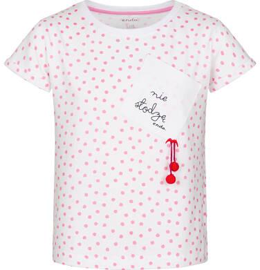 Endo - T-shirt z krótkim rękawem dla dziewczynki 3-8 lat D91G038_1