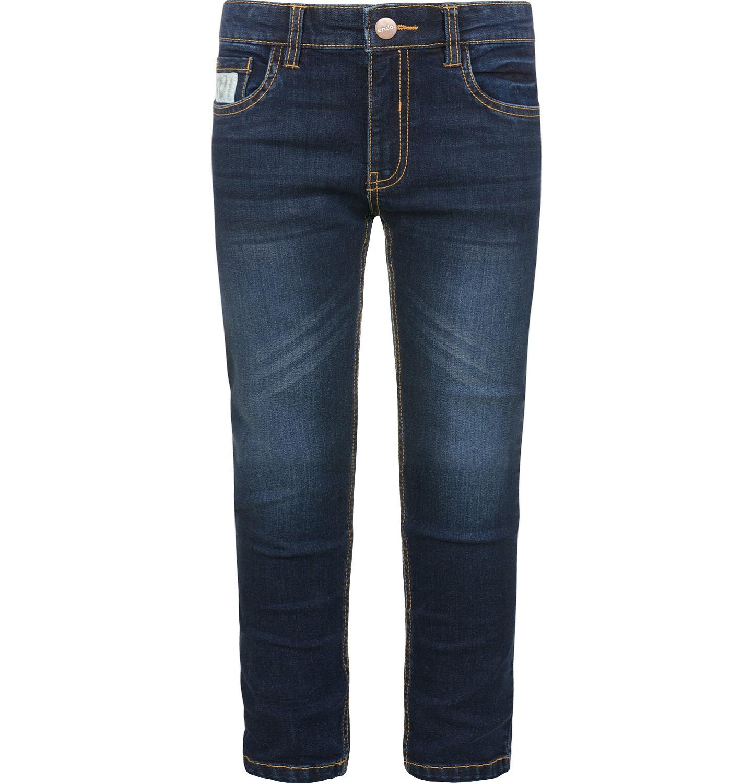 Endo - Spodnie jeansowe dla chłopca, 2-8 lat C03K049_2