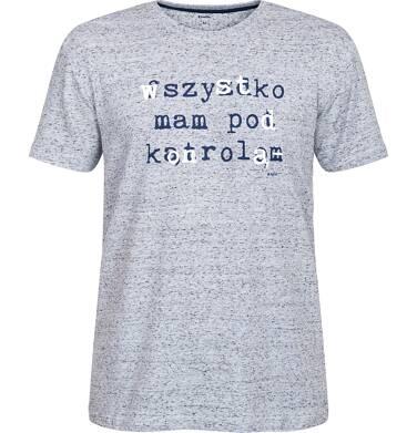 """Endo - """"Wszystko mam pod kontrolą"""" T-shirt męski Q82G003_1"""