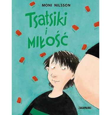 Endo - Tsatsiki i miłość, Moni Nilsson, Zakamarki BK04244_1 47