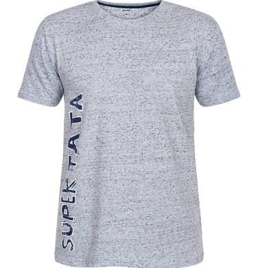 """Endo - """"Supertata"""" T-shirt męski Q82G004_1"""