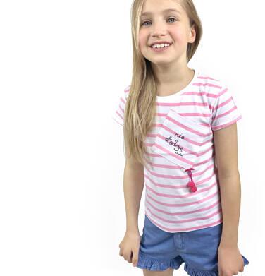 Endo - T-shirt z krótkim rękawem dla dziewczynki 9-13 lat D91G539_1