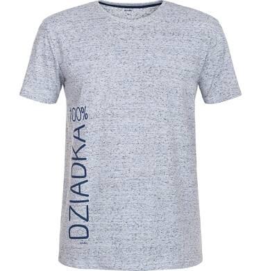 """Endo - """"100% Dziadka"""" T-shirt męski Q82G005_1"""