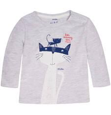Endo - Lekko rozszerzana bluzka dla dziecka 6-36 m N72G011_1