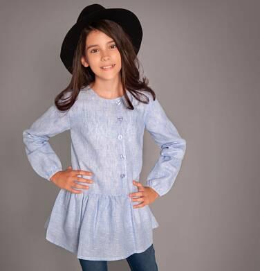 Sukienka z długim rękawem dla dziewczynki 3-8 lat D81F004_1