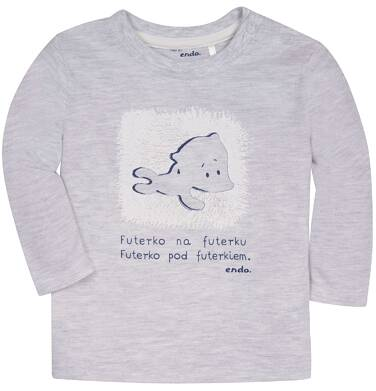 Endo - Koszulka dla dziecka 6-36 m N72G016_1