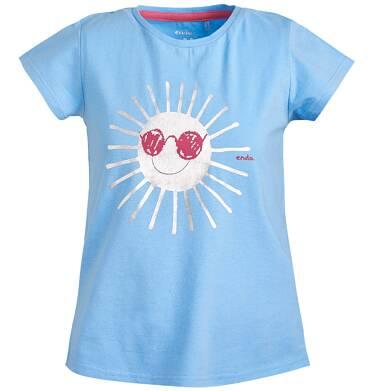 Endo - Bluzka z krótkim rękawem dla dziewczynki 9-13 lat D81G532_2